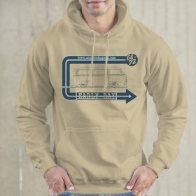 Bay Window Bus Hoodie