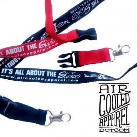 Aircooled Apparel Lanyard