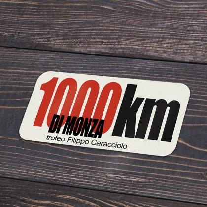1000km Di Monza Sticker