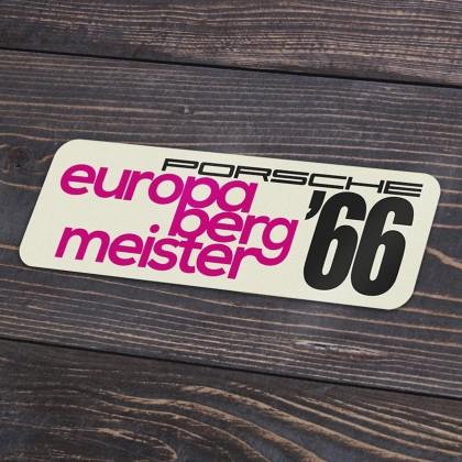 66 Europa Berg Meistert