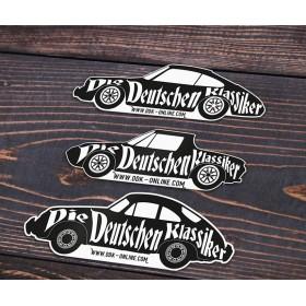 DDK Member Sticker