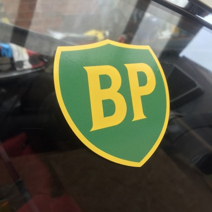BP Sticker