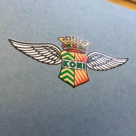 Koni Sticker
