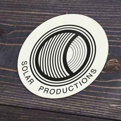 Solar Productions Decal