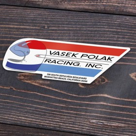 Vasek Polak Racing Decal Internal