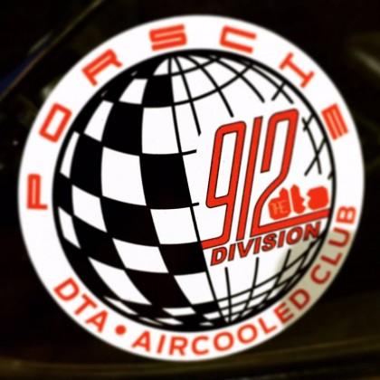 Porsche 912 Weltmeister Sticker